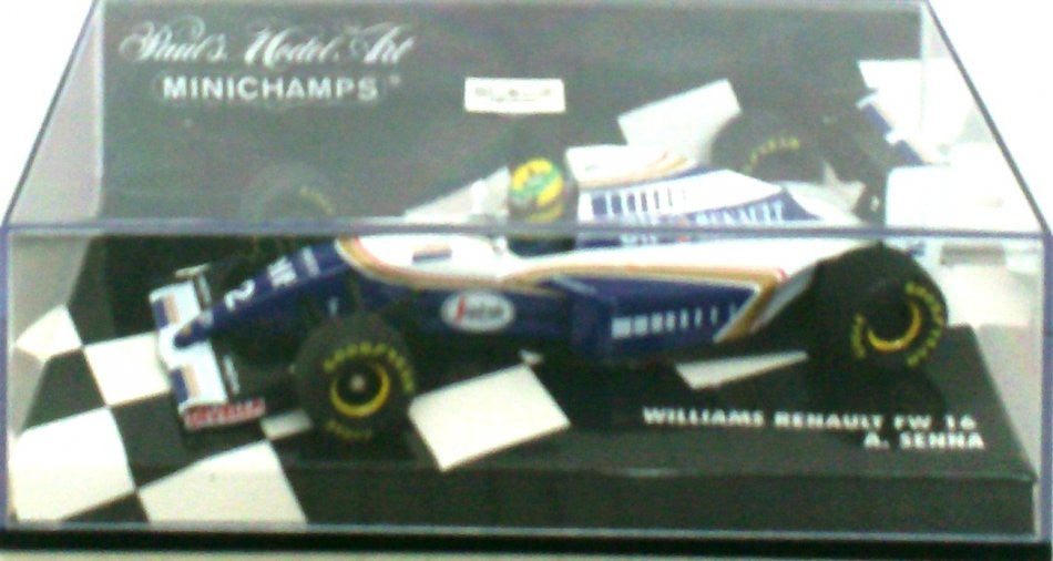 Williams Renault FW16 Minichamps 1/43