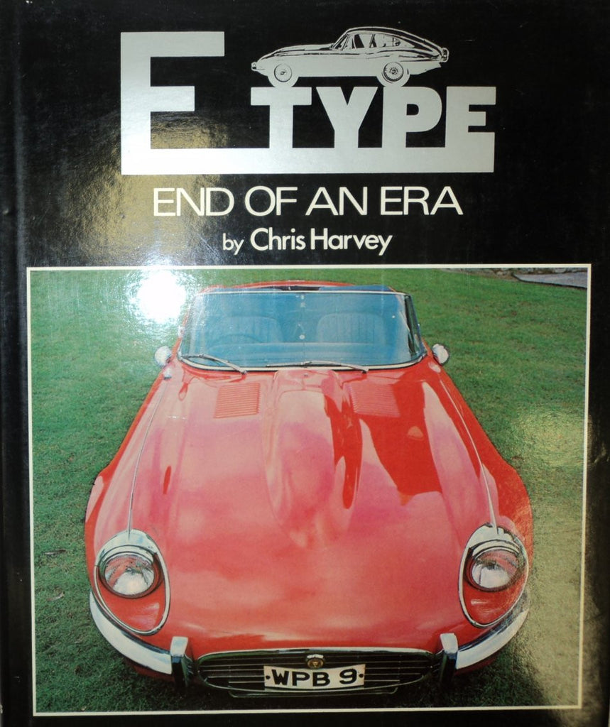 E Type End of an Era