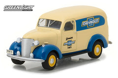 Chevrolet Panel Truck 1939 Blue Collar Collection Greenlight 1/64