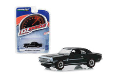 Chevrolet COPO Camaro 1969 GL Muscle Greenlight 1/64