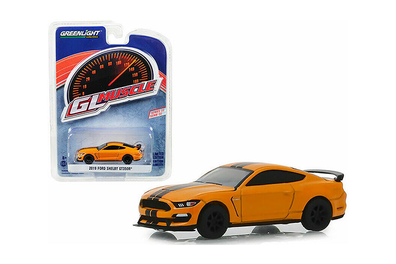 Shelby GT350R 2019 GL Muscle Greenlight 1/64