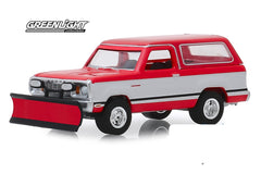 Dodge Ram Charger 1977 Blue Collar Collection Greenlight 1/64