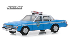 Chevrolet Caprice 1990 Police Greenlight Hot Pursuit 1/64