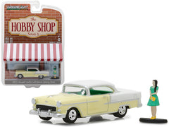 Chevrolet Bel Air 1955 Hobby Shop Greenlight 1/64