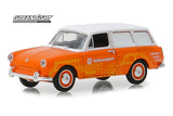 Volkswagen Type 3 1966 Blue Collar Collection Greenlight 1/64