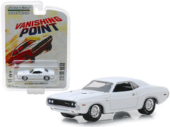Dodge Challenger R/T 1970 Greenlight Hollywood 1/64