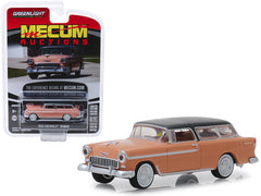 Chevrolet Nomad 1955 Mecum Auctions Greenlight 1/64