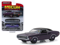 Dodge Challenger R/T Hemi 1971 Mecum Auctions Greenlight 1/64
