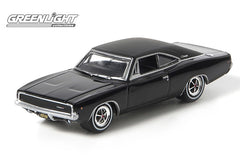 Dodge Charger 1968 Greenlight Hollywood 1/64