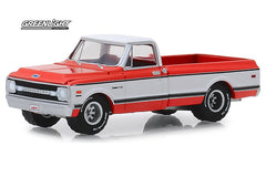Chevrolet K10 Pick Up 1969 Barrett-Jackson Greenlight 1/64