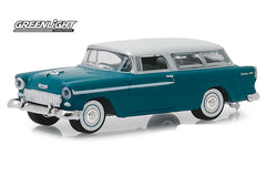 Chevrolet Nomad 1955 Estate Wagons Greenlight 1/64