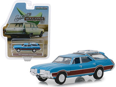 Oldsmobile Vista Cruiser 1970 Estate Wagons Greenlight 1/64