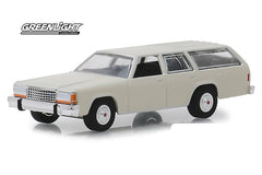 Ford LTD Crown Victoria 1984 Estate Wagons Greenlight 1/64
