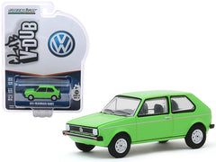 Volkswagen Rabbit 1975 Club V-Dub Greenlight 1/64