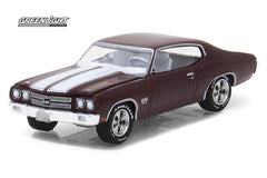 Chevrolet Chevelle SS 1970 GL Muscle Greenlight 1/64