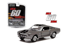 Shelby GT500E Eleanor, Gone in 60 Seconds Greenlight Hollywood 1/64