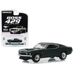 Ford Mustang Boss 429 1969 Greenlight Anniversary 1/64