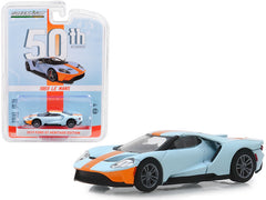 Ford GT Heritage Edition 2019 Greenlight Anniversary 1/64