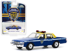 Chevrolet Caprice Police 1990 Greenlight Exclusive 1/64