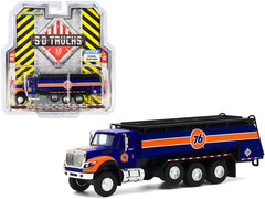 International WorkStar Citerne HD Trucks Greenlight 1/64