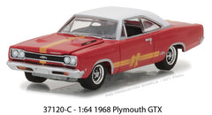 Plymouth GTX 1968 Greenlight Holiday Ornaments Series 2 1/64