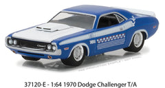 Dodge Challenger T/A 1970 Greenlight Holiday Ornaments Series 2 1/64