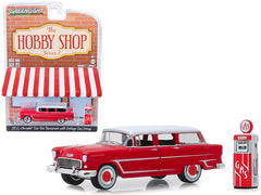 Chevrolet Two-Ten Townsman 1955 Hobby Shop Greenlight 1/64
