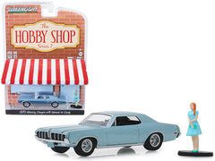 Mercury Cougar 1970 Hobby Shop Greenlight 1/64