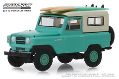 Nissan Patrol 1969 Hobby Shop Greenlight 1/64