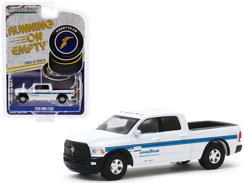 Ram 2500 2018 Running on Empty Greenlight 1/64