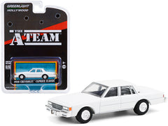 Chevrolet Caprice Classic 1980 The A-Team Greenlight Hllywood 1/64
