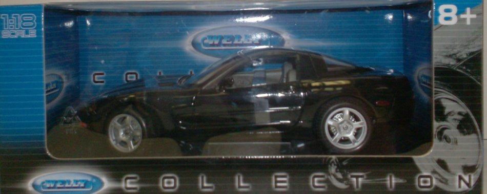 Chevrolet Corvette 1999 Welly 1/18