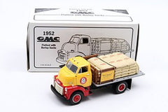 GMC Flatbed 1952 First Gear 1/34