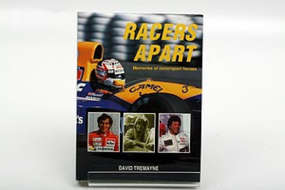 Racers Apart: Memories of Motorsport Heroes
