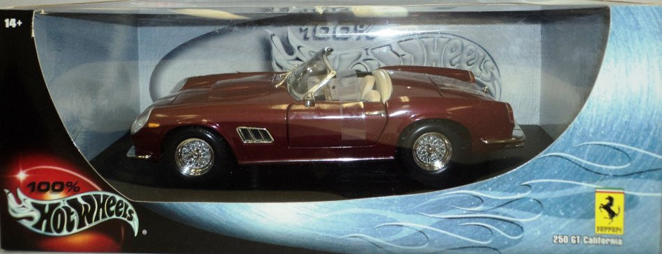 Ferrari 250 GT California Hot Wheels 1/18
