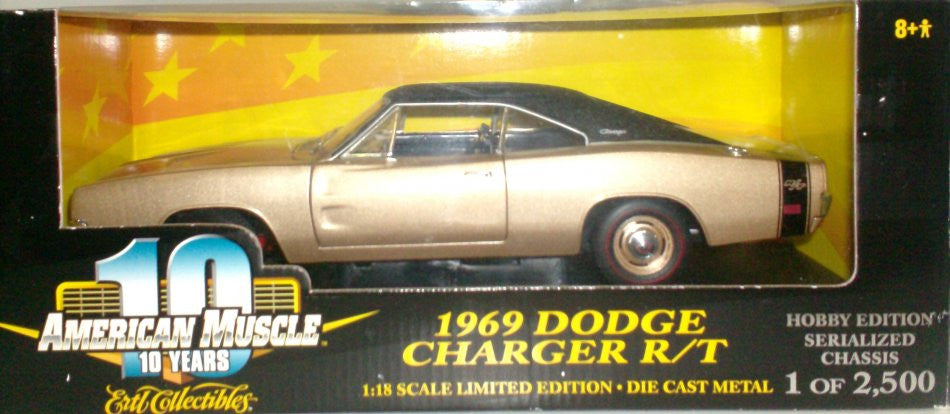 Dodge Charger R/T 1969 ERTL american Muscle 1/18