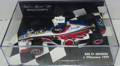 BAR 01 Supertec 1999 Minichamps 1/43