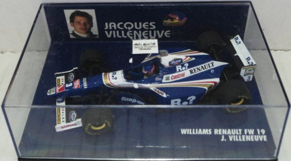 Williams Renault FW19 1997 Minichamps 1/43