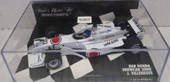 BAR Honda Showcar 2000 Minichamps 1/43