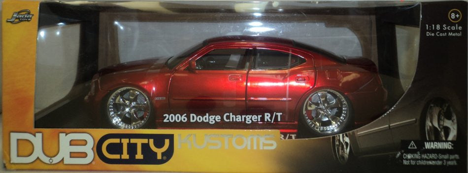 Dodge Charger R/T 2006 Jada Dub City 1/18