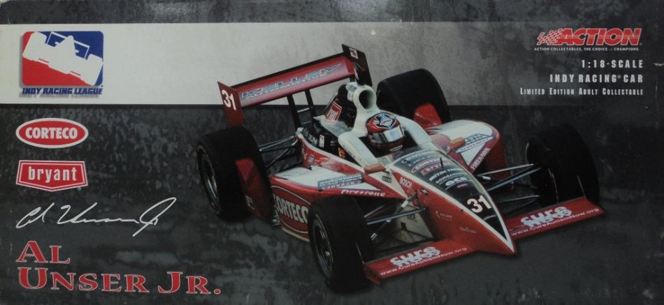 Dallara Corteco Bryant 2003 Action 1/18
