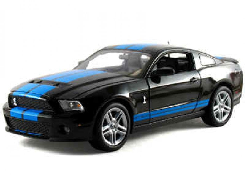 Shelby GT500 2010 Shelby Collectibles 1/18