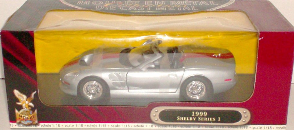 Shelby Series 1 1999 Road Signature 1/18