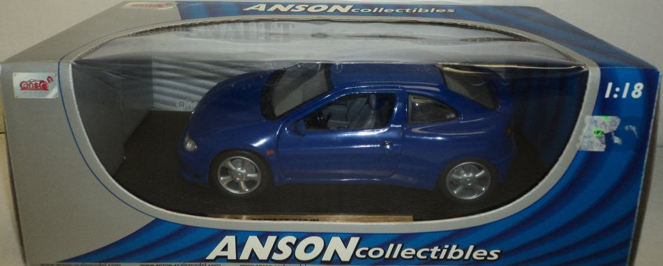 Renault Megane Coupe Anson 1/18