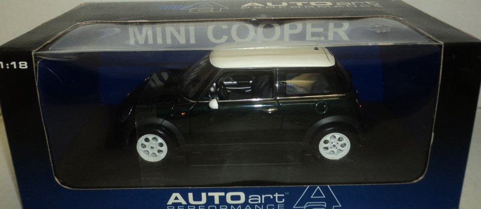 MINI Cooper AUTOart Performance 1/18