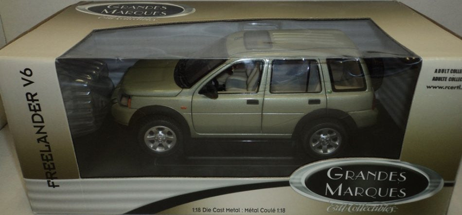 Land Rover Freelander 4-door (4 portes) V6 ERTL Grandes Marques 1/18