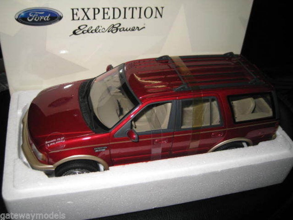 Ford Expedition Eddie Bauer UT Models 1/18