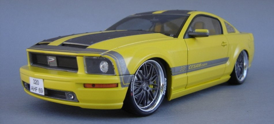 Ford Mustang CESAM by Parotech Concept Norev 1/18