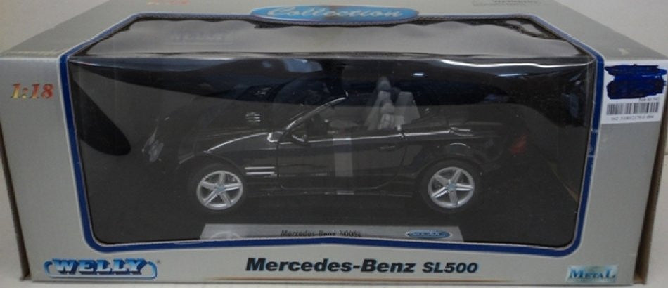 Mercedes-Benz SL500 Welly 1/18