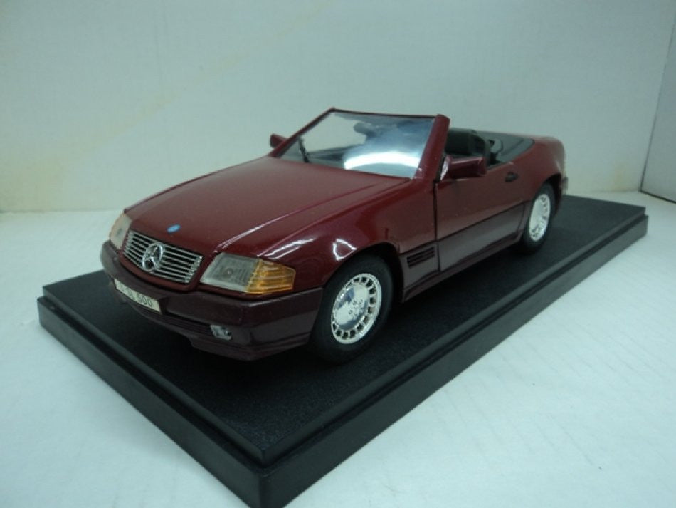 Mercedes-Benz 500SL Road Tough 1/18